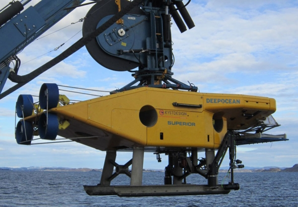 Superior Survey ROV